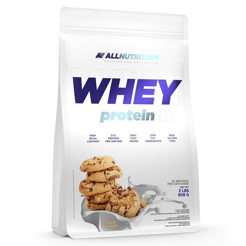 All Nutrition Whey Protein 908g WPC