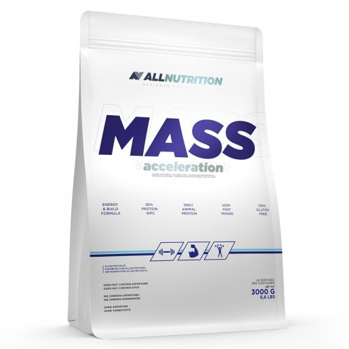 All Nutrition Mass Acceleration 3000g
